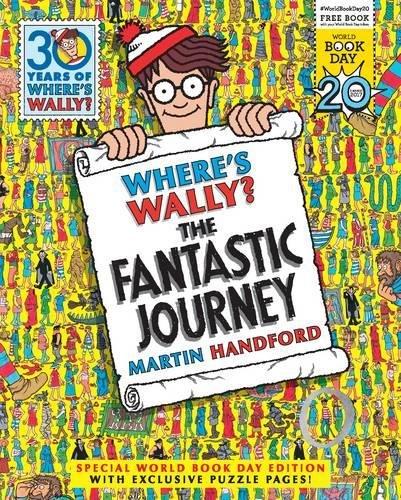 Where'S Wally? por Martin Handford