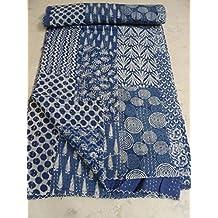 Tribal Asian Textiles Patchwork Bordado Cubierta de Cama Suzani uzbekas Colcha Vintage Doble Tela Cama étnico