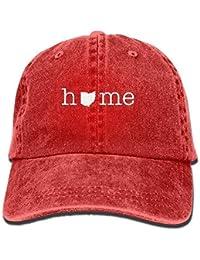 Fashion Home UK - Gorro de béisbol con diseño de Oso de California 3b487be1425