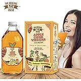 Dr Trust Original Apple Cider Vinegar (500 Ml ) With The Mother Measuring Cap Free