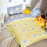 Sweet Forest Duvet Cover Set,Kids Bedding Set Includes Toddler Duvet Cover and Pillowcase,100% Cotton,for Junior…