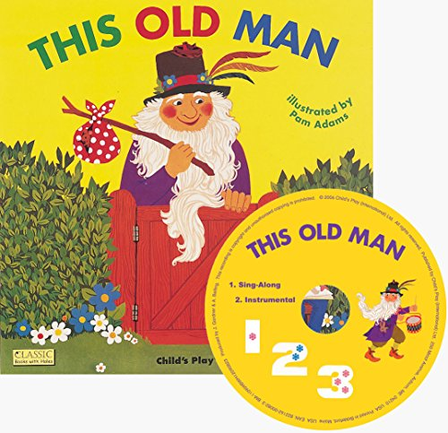 This Old Man (Classic Books with Holes 8x8 with CD)