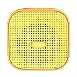 Stuffcool Monk Portable Wireless Bluetooth Speakers - Yellow / Red