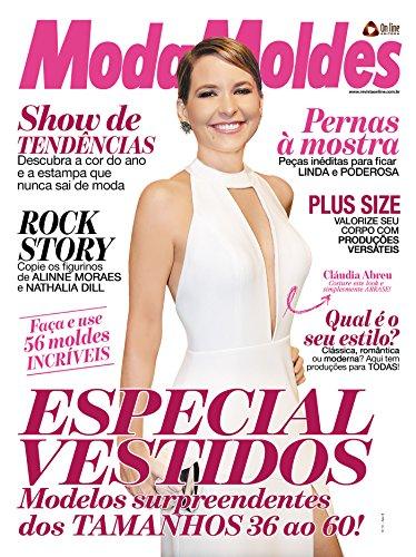 Moda Moldes Ed.91: Especial vestidos (Portuguese Edition) de [On Line