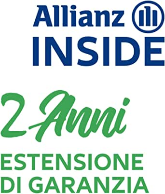 Allianz Inside, 2 Anni Garanzia estesa per Elettrodomestico per la Pulizia è compreso tra 50,00€ e 59,99€
