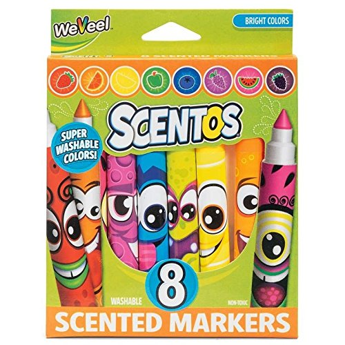Scentos Fruit Scented Markers
