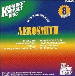 Aerosmith [KARAOKE]