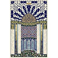 MADA CARPET Prayer Rugs Multi Color