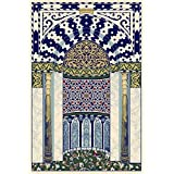 MADA CARPET Prayer Rugs Multi Color