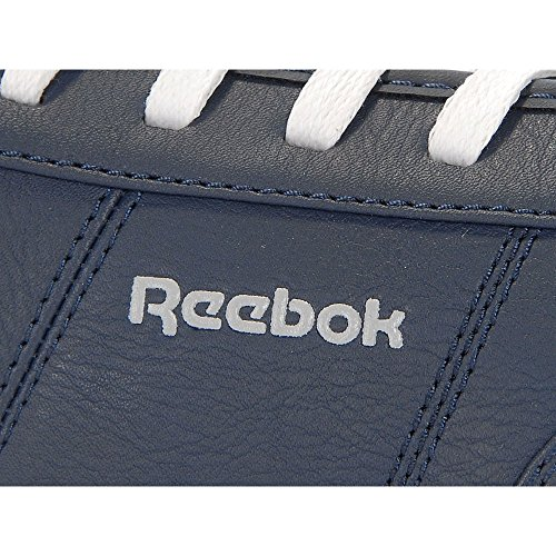 Reebok Mode Sport & Chaussures de trekking Royal Deck en caoutchouc Semelle en Royal Deck Marine/Blanc Reebok Royal Deck navy/white,