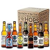 Craft Beer - Pale Ale / IPA Box (inkl. Infos zu jedem Bier & Verkostungsanleitung)