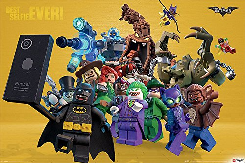 poster-the-lego-batman-movie-best-selfie-ever-915cm-x-61cm