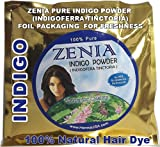 INDIGO POWDER for Hair Dye 3x100 Grams -...
