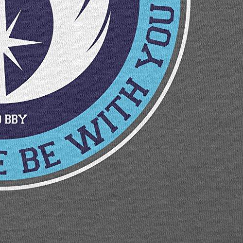 TEXLAB - The Academy - Herren T-Shirt Grau
