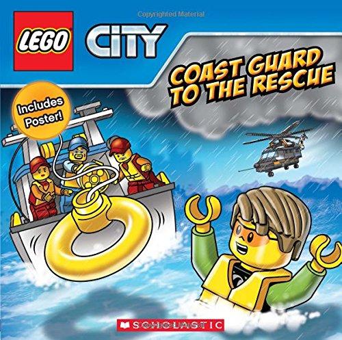 Coast Guard to the Rescue (Lego City) por Ace Landers