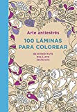 Arte antiestres / Art Anti-Stress: 100 Láminas Para Colorear / 100 Coloring Sheets