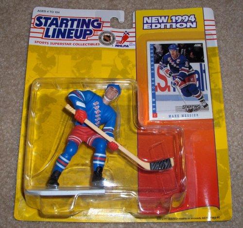 1994 Mark Messier NHL Starting Lineup