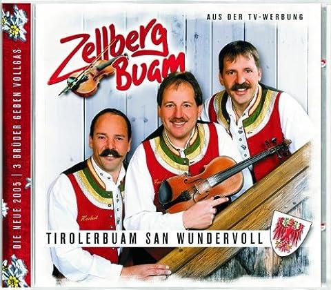 Tirolerbuam San Wundervoll