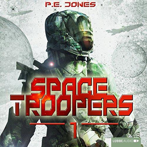 Buchseite und Rezensionen zu 'Hell's Kitchen (Space Troopers 1)' von P. E. Jones