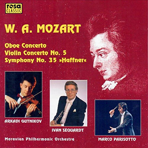 Mozart: Violin Concerto No.5 In A Major K.219 - III. Rondeau. Tempo Di Menuetto (0.219)