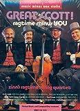 Great Scott Ragtime for String Quartet - Juego de cartas coleccionables (en alemán)