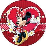 Tortenaufleger Minnie Mouse3 / 20 cm Ø