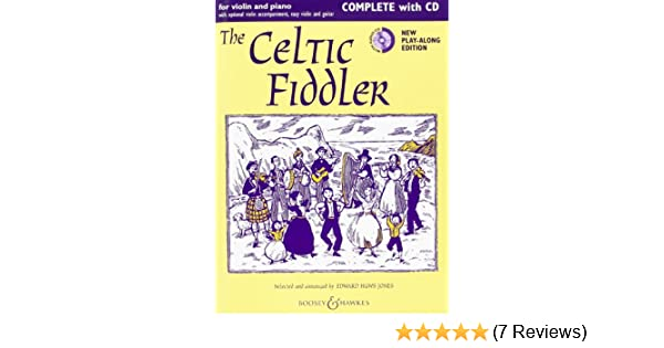 The Celtic Fiddler for Violin and Piano (Book & CD): Amazon