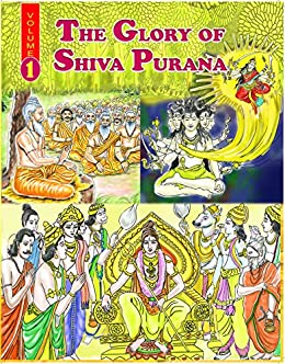 The Glory of Shiva Purana Volume – 1 by [Vanishree Mahesh]