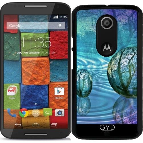 Hülle für Motorola Moto X (Génération 2) - Kugeln by minx267