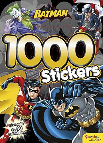 Batman. 1000 Stickers: Actividades con 1000 pegatinas (DC Superhéroes) por DC Superhéroes