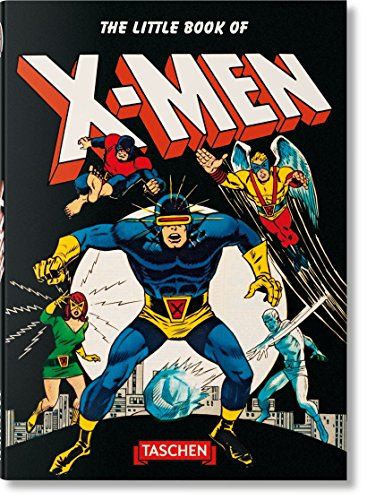 The Little Book of X-Men (Piccolo) por Roy Thomas