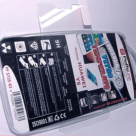 Protector de cristal templado protección protectora Snap-On antiarañazos 9H para Huawei Y560-L01