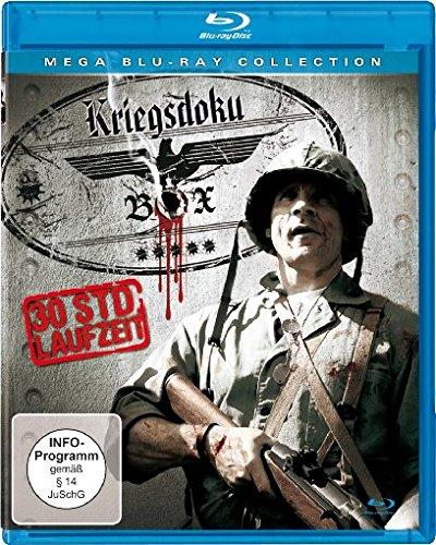 Kriegsdoku Box - Mega Collection [Blu-ray]