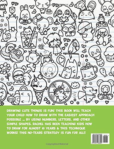 How To Draw Kawaii Cute Animals Characters 3 Easy To Draw Anime