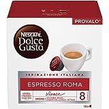 Nescafé Dolce Gusto Espresso Roma Caffè, 6 Confezioni da 16 Capsule (96 Capsule)