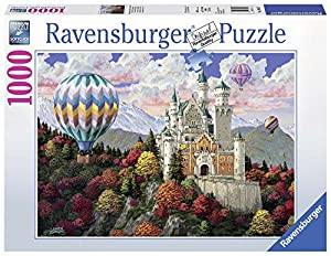 Ravensburger - Puzzle 1000 Piezas Neuschwanstein de Sueño Foto & Paesaggi (19857)