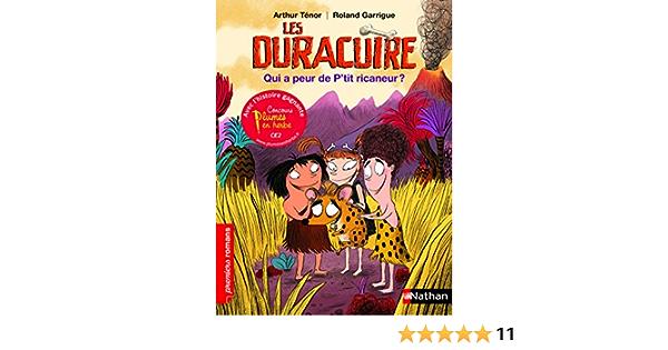Amazon Fr Les Duracuire Qui A Peur De P Tit Ricaneur Roman Humour De 7 A 11 Ans Arthur Tenor Livres