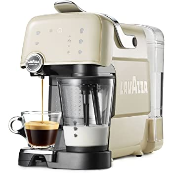 Lavazza Fantasia Máquina de café en cápsulas 1.2L 1tazas Color blanco - Cafetera (Independiente, Máquina de café en cápsulas, Color blanco, ...