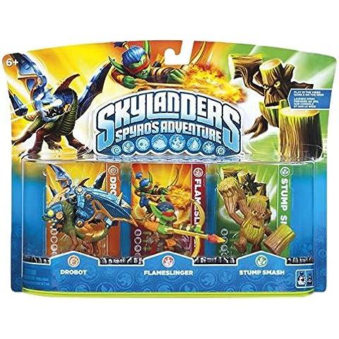 Skylanders Triple Pack A
