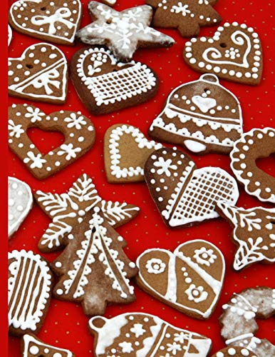 Shopping Notebook ~ A Variety of Iced Christmas Cookies
