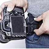 Cewaal DSLR Camera Holster Belt, Quick DSLR Camera Holster Waist Belt Buckle Button Mount Straps para Canon Nikon Sony ect