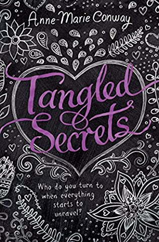 book cover of Tangled Secrets