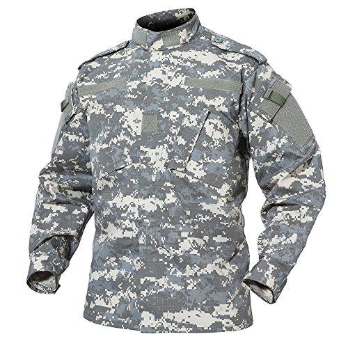 tacvasen militare uomo esercito camicia camo uniforme camouflage il mondo del mimetico. Black Bedroom Furniture Sets. Home Design Ideas