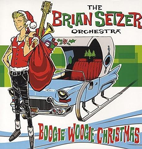 Boogie Woogie Christmas [Vinyl LP]