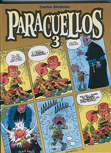 Carlos Gimenez: Paracuellos 3