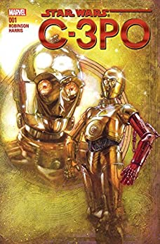 Star Wars Special: C-3PO #1 par [Robinson, James]