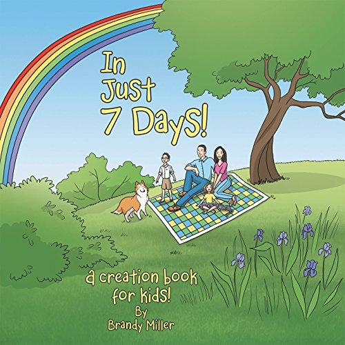 Pagina Descargar Libros In Just 7 Days!: A Creation Book for Kids! PDF Gratis En Español