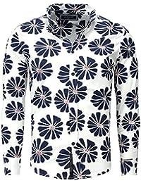 Carisma - Chemise hawaienne pour homme Chemise 8393 blanc - Blanc