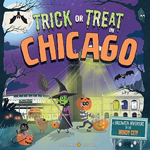 Trick or Treat in Chicago: A Halloween Adventure in the Windy City