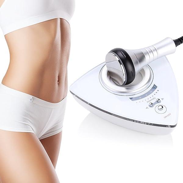 Feste Geräte vor und nach Gewichtsverlust